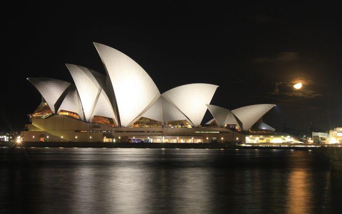 Австралия прекрасная страна, и о ней можно рассказать много интересных фактов. Итак,, самые интересные факты об австралии, сиднейская опера театр