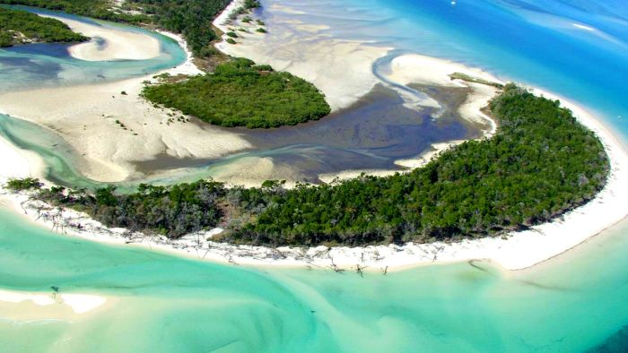 Австралия прекрасная страна, и о ней можно рассказать много интересных фактов. Итак,, самые интересные факты об австралии, дюны, пески, остров Фрейзер