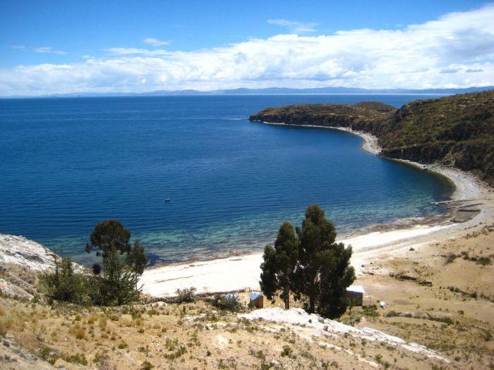 Самые интересные факты о Перу. Озеро Титикака в Перу