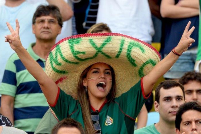 Футбол - любимый спорт в Мексике