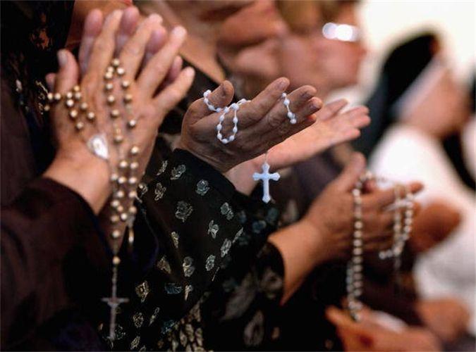 Большинство жителей Бразилии - Католики