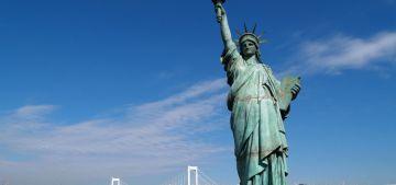 Самые интересные факты о США (Соединенных Штатах Америки). На протяжении многих лет США славится своими необычными законами... Америка. Статуя Сободы