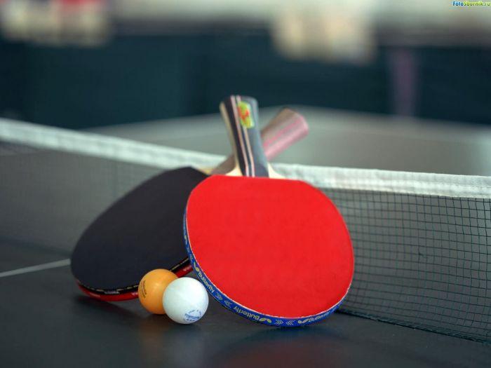 Самые интересные факты о Китае. Пинг-понг - самая любимая игра В китае.