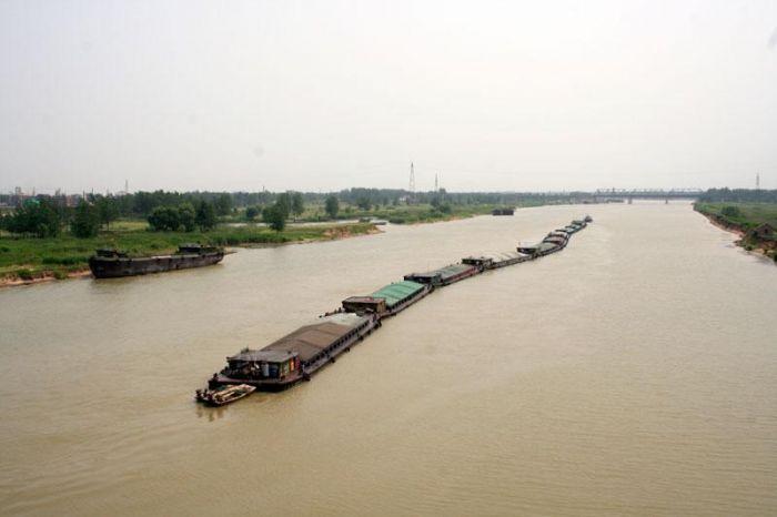 Самые интересные факты о Китае. Гранд канал в китае - самый крупный искусственный канал в мире
