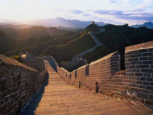 Самые интересные факты о Китае. Великая китайская стена