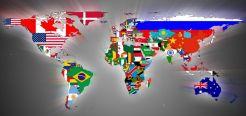 сколько стран в мире на 20134 год, сколько в мире государств