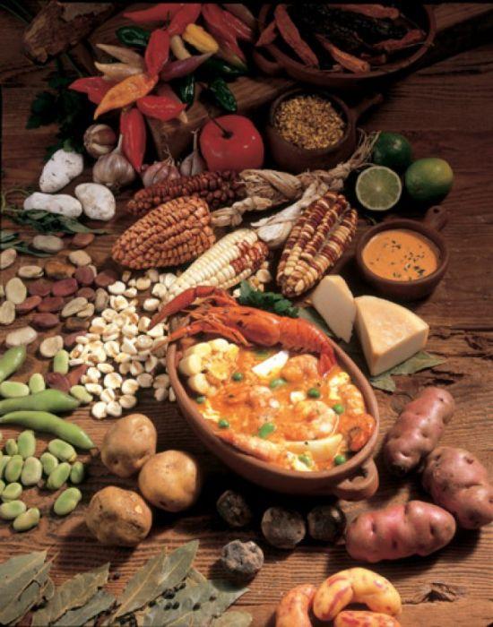 Самые интересные факты о Перу. В перу кухня инков