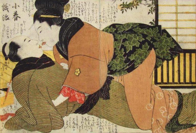 просмотр фильма япония с эротикой древняя