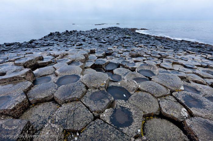 Дорога гигантов. Самые интересные факты о стране Ирландия