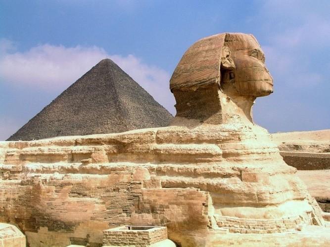 Интересные факты о Древнем Египте. Египет называют колыбелью цивилизации, и не зря. Сфинкс без носа сейчас, но так было не всегда