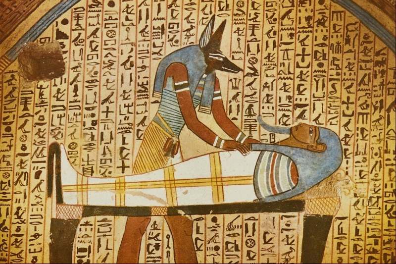 Все что связано с египтом