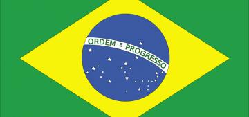 На флаге Бразилии нанесена фраза на португальском языке «Ordem e Progresso» — государственный девиз Бразилии. 15 ноября 1889 г. была провозглашена независимость Бразильской республики и флаг утвердили окончательно.