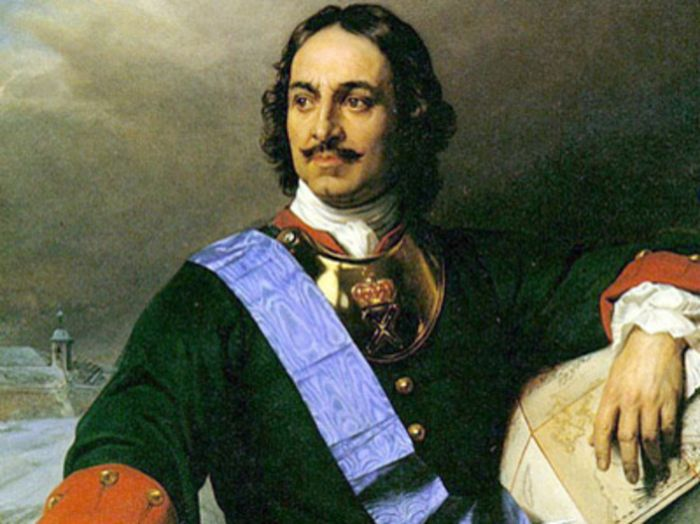 Пётр i первый император и последний царь России Мир фактов интересных указов великого императора Петра 1