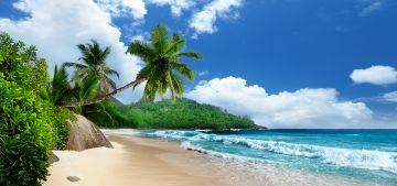 Сейшельские Острова занимают площадь 455 кв километра, с населением 84 тыс. человек. Архипелаг расположен севернее Мадагаскара и состоит из 115 островов Индийского океана.