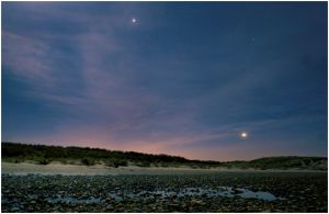 Вечерняя и утренняя Венера