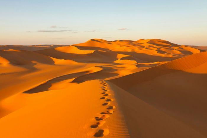 самые Интересные факты о странах мира, государствах и народах. Все самое самое. пустыня ливия