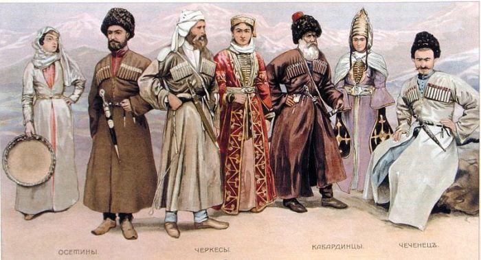 Факты о Кавказе, Кавказ, природа Кавказа, горы, хребты, народы Кавказа, интересные факты, Народы Кавказа