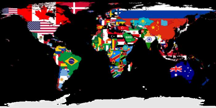 У каждой страны мира есть свой неповторимый флаг. Но, мало кто знает что означает флаг каждого Государства. Значение и описание цветов на флагах стран мира. Фотографии флагов стран мира