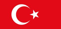 Значение цветов на флаге Турции