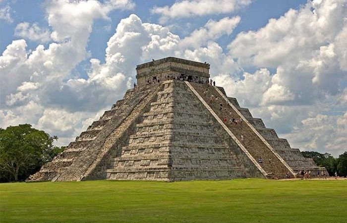 Пирамида Чичен-Ица