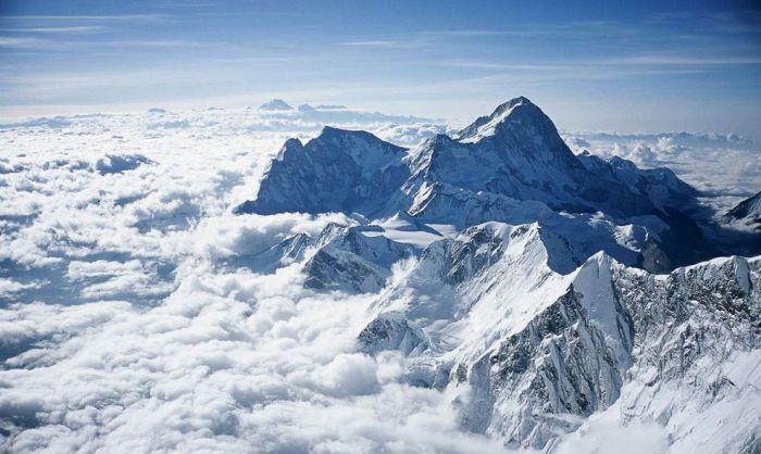 Самые интересные факты о Китае. Эверест - самая высокая гора в мире