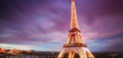 Всем знакомый символ Франции и Парижа - Эйфелева башня. Она была построена в 1989 году. Самые интересные факты об Эйфелевой башне