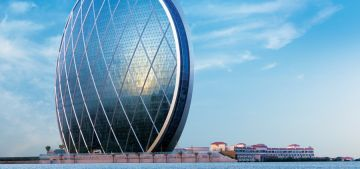 Чудо современной архитектуры - штаб-квартира Aldar Properties в Абу-Даби (ОАЕ). Мир фактов. Архитектура ОАЕ, Абу-Даби