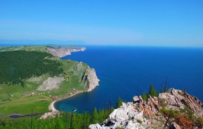 Озеро Байкал считается самым чистым озером планеты. Самые интересные факты об озере Байкал, Самое большое озеро в мире