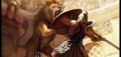 Жители Древнего Рима очень любили кровавые зрелища, поэтому кровавые сцены можно было наблюдать не только на гладиаторских поединках, а еще и в обычных театрах. Там, как правило, героя, который должен по сценарию погибнуть, в последний момент заменяли на приговоренного к смертной казни, и убивали его по-настоящему.
