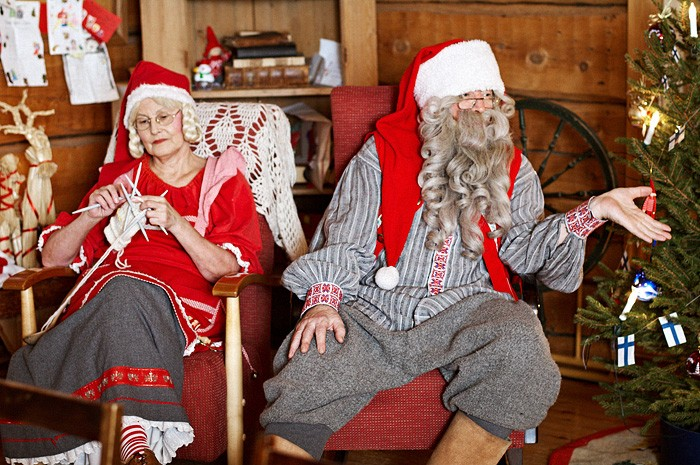 Финляндия – родина Йоулупукки (финского Деда Мороза), но вряд ли кто слышал, что еще у него есть жена Муори.