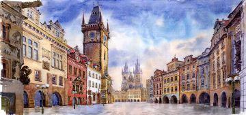 Столица Чехии всегда готова чем-то удивить своих посетителей. Итак, 10 самых интересных мест чешской столицы.