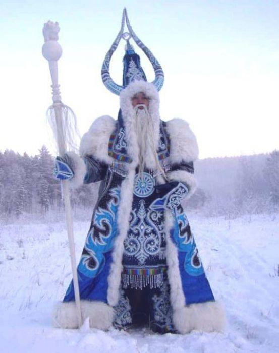 Повелитель холода Чысхаан из Якутии