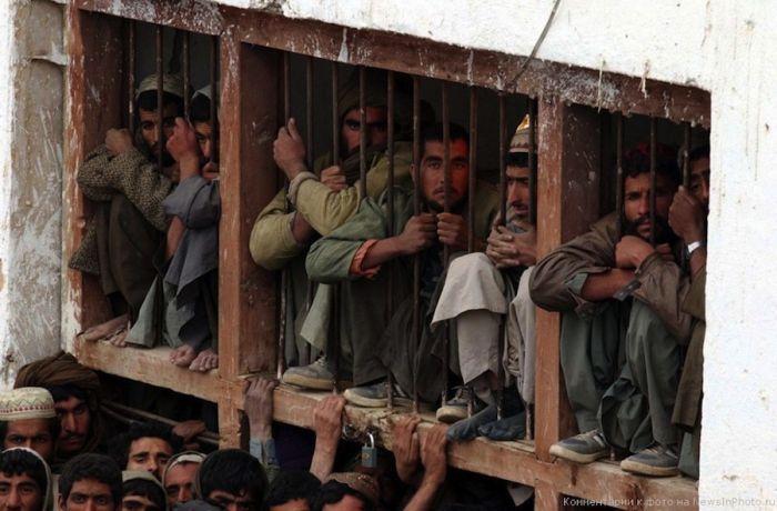 Диярбакир (Турция) Это исправительное учреждение называют не просто жестоким, а самым садистским учреждением в мире. Здесь зафиксировано самое большое число нарушений прав человека.