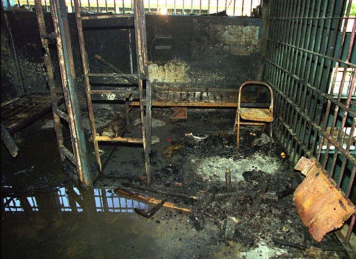 Ла Сабанета (Венесуэла) Еще одна жестокая тюрьма, в которой жестокость является обычным делом. Заключенные страдают различными тяжелыми болезнями, которые в итоге передаются другим заключенным.