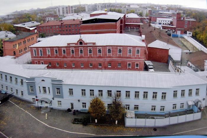 Владимирский Централ (Россия) Многие слышали об этом исправительном учреждении из песни Михаила Круга. Тюрьма является очень старой (1783 год) и во времена СССР туда частенько сбагривали политзаключенных.