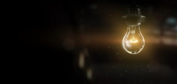 Когда была изобретена лампа накаливания?